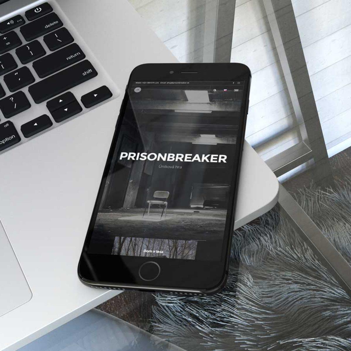 PRISONBREAKER.sk